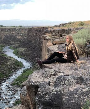 Lifetime shoot Shoshone Falls Canyon